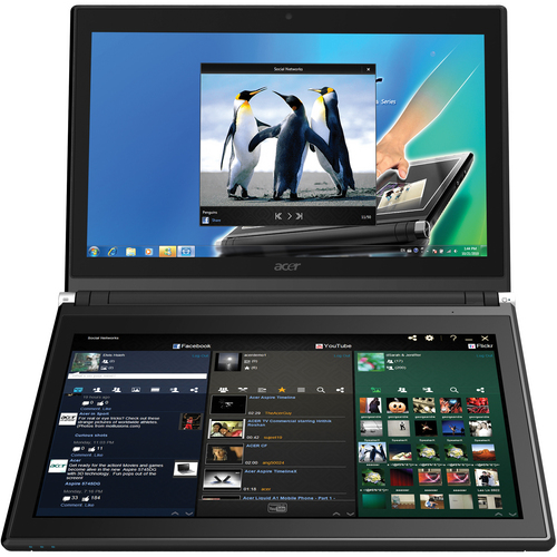 ACER Iconia Dual Panel