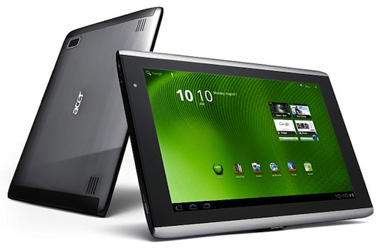 ACER Iconia Tab A5001 ACER Iconia Tab A500 In Philippines   Price, Features, Specifications