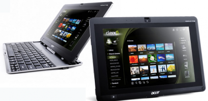 "ACER Iconia: Welcome To The Future Of Button""less"" Notebook & Tablet"