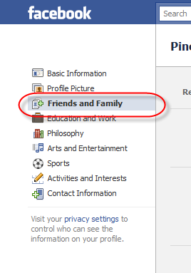 Facebook Friends And Family Facebook Feature: You Can Now Add Your (Soon To Be Born) Baby On Facebook