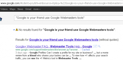 How To: Optimize Your Website's SEO With Google Webmasters Tools