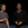 Andy Samberg Impersonates Mark Zuckerberg At The 4th F8 Developer Conference