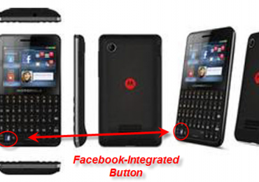 The Next Facebook Phone Leaked Motorola EX225