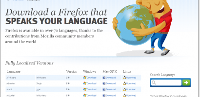 Download Mozilla Firefox 7 Officially Released For Windows, Mac and Linux