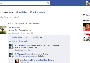 Facebook Upgrade: How To Revert Back To Your Old Facebook Look Or Interface
