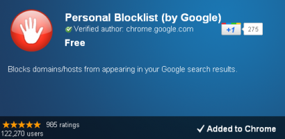 How To Block Annoying Websites With Google Chrome