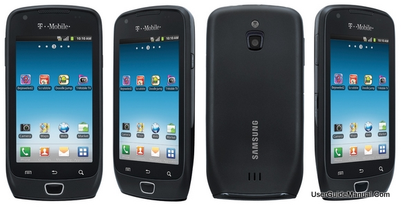 Samsung Exhibit 4G T Mobile SGHT759