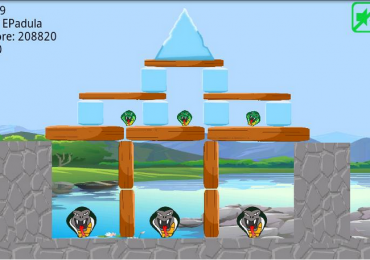 Download Angry Frogs For iPhone And iPad For Free – Angry Birds VS Angry Frogs?