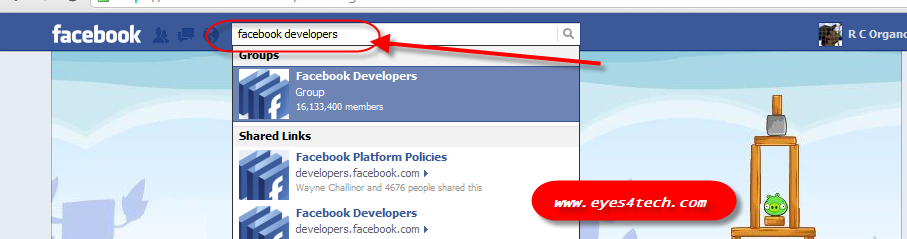 Facebook Developers
