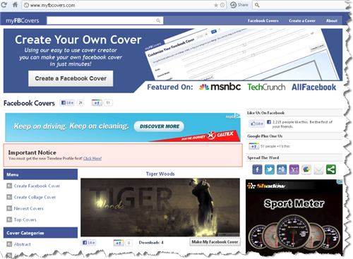 MyFBCovers.com