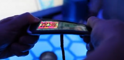 Nokia Kinetic Concept Device: Bend and Twist Your Device