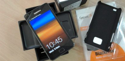 Samsung Galaxy S II – Review, Specifications, Price In The Philippines