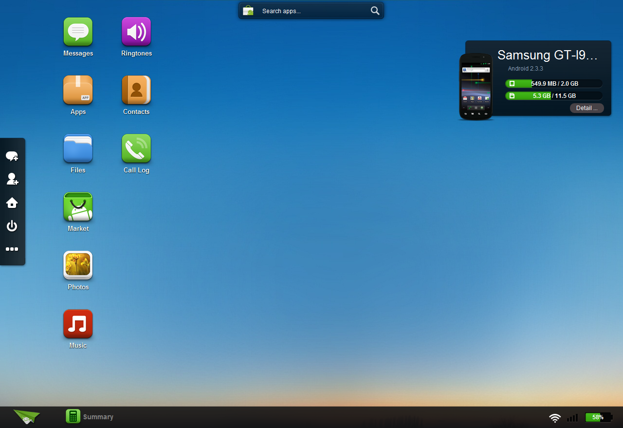 AirDroid Desktop How To Access Android Phone From PC With AirDroid