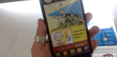 [Hands-On Review] Samsung Galaxy Note – Price, Specifications, Features