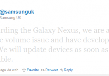 Google and Samsung Confirms A Bug With Volume – Fix Now In The Pipeline