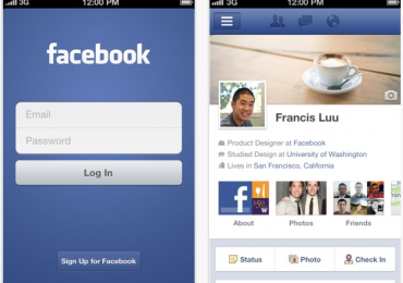 Download Facebook for iPhone, iPad, iPad 2, iPod Touch, iOS v4.1 Includes Mobile Timeline