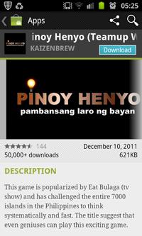 Download Pinoy Henyo