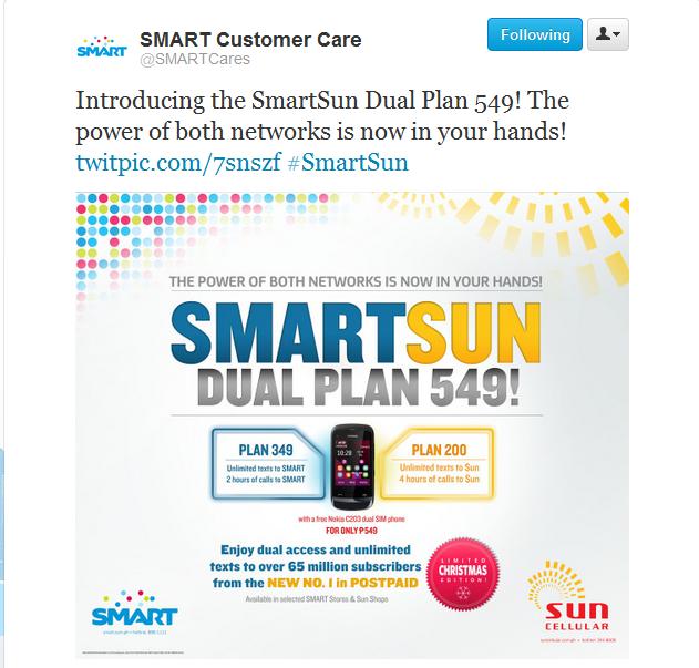 SmartSun Dual Plan 549
