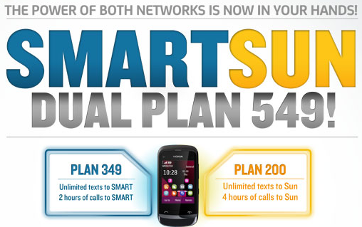 The New SmartSun Dual Plan 549