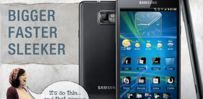 Samsung Adverts Mocking iPhone Lovers – Featuring Samsung Galaxy S II 4G Enabled