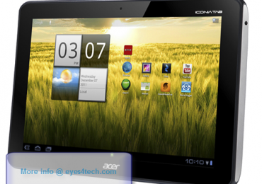 Acer Iconia A200 Tablet Now Available – Price, Specs And Features