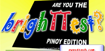 "Where To Download Pinoy Henyo For Android Now? Meet ""Are you the brighTTest?"""