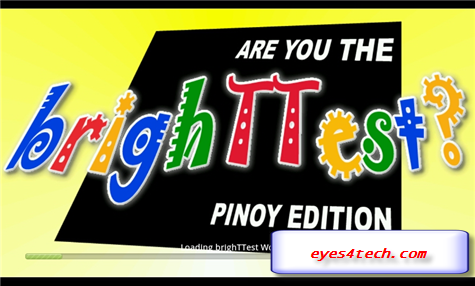 Are You The BrightTest Android Game
