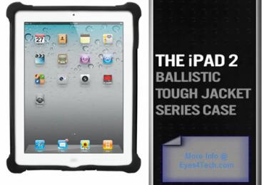Ballistic Tough Jacket: Best iPad 2 Protective And Tough Case