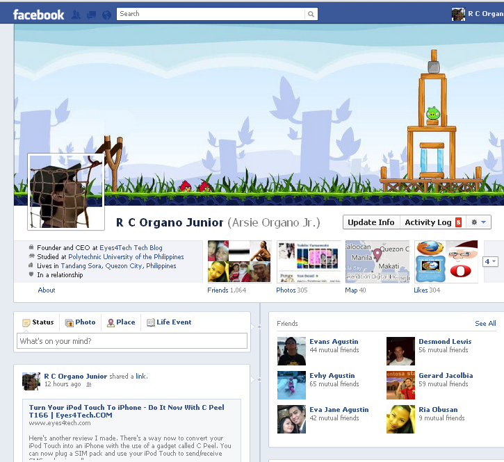 Facebook Timeline How To Disable Facebook Timeline On Chrome, Firefox and Safari Web Browser
