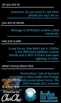 IRIS Conversation 4