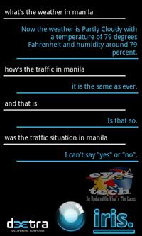 Iris On Traffic