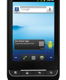 LG Optimus 2 AS680 Now Officially Released and Spotted on LG Website