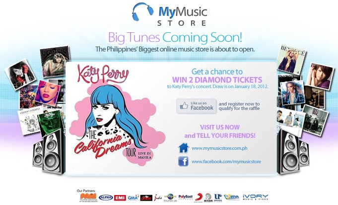MyMusicStore [Review] MyMusicStore Philippines   Download Your Favorite Music Online