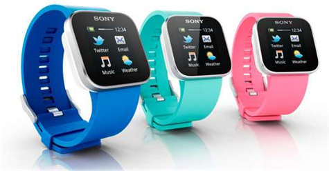 Sony SmartWatch From Clove