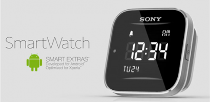 Sony Flaunts Their Sony XPERIA SmartWatch – An Android On Your Wrist