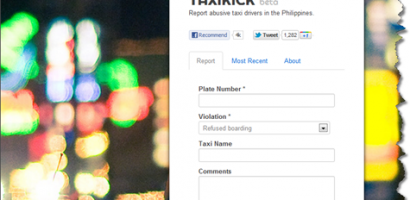 How To Report Abusive Taxi Drivers In The Philippines – Do It With Taxikick