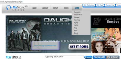 [Review] MyMusicStore Philippines – Download Your Favorite Music Online