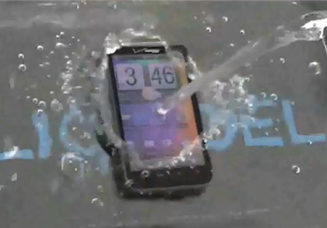 Buzzing News: iPhone 5 And Samsung Galaxy S III – Will Be Waterproofed!
