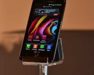 LG Spectrum 4G Android Phone Price Now At $79.99