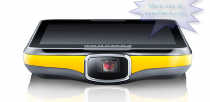 Intorducing Samsung Galaxy Beam Dual-Core Projector Smartphone