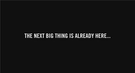 Samsung Galaxy Note Super Bowl Teaser Ad