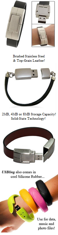 USBling - Custom USB Flash Drive
