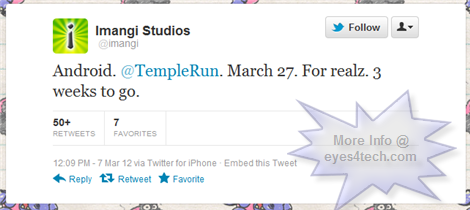 Android Temple Run