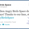 Angry Birds Space Hits 10 Million Downloads In Three Days