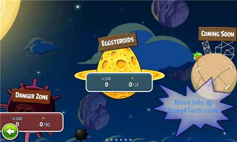 Angry Birds Space For Android Review