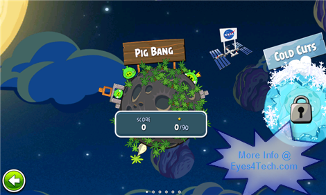 Angry Birds Space Pig Bang