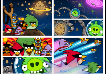 Angry Birds Space Landing On Windows Phone 7
