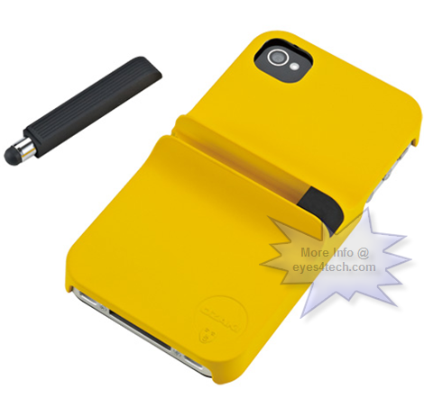 Ozaki iCoat Finger for iPhone 4 and iPhone 4S