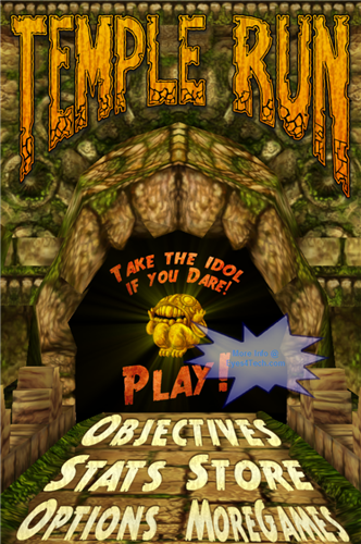 Temple Run For Android Release Officially   Temple Run For Android Free App Will Be Released On March 27
