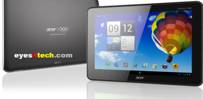 ACER ICONIA TAB A510 Quad-Core ICS Now Available
